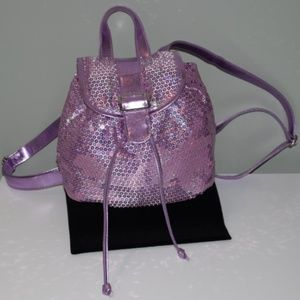 Other - Sequence Purple Mini kids back pack purse